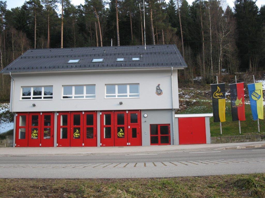 Feuerwehrhaus Enzklösterle